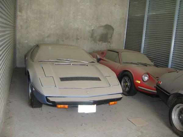 1977 Maserati Bora Front Corner