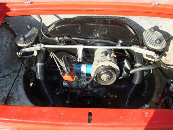 1977 Puma Gte Engine
