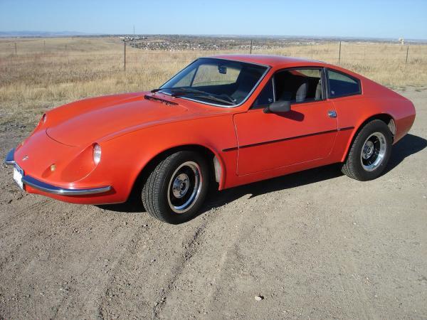 1977 Puma Gte Side