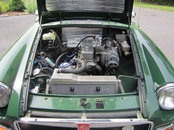 1978 Mgb Supercharger
