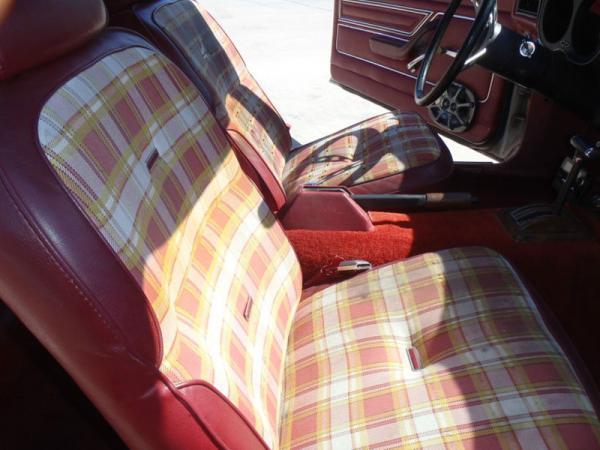 1979 Ford Pinto Cruising Wagon Seats