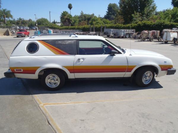 1979 Ford Pinto Cruising Wagon Side