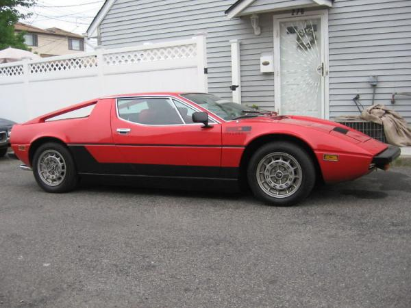 1979 Maserati Merak Ss Driver