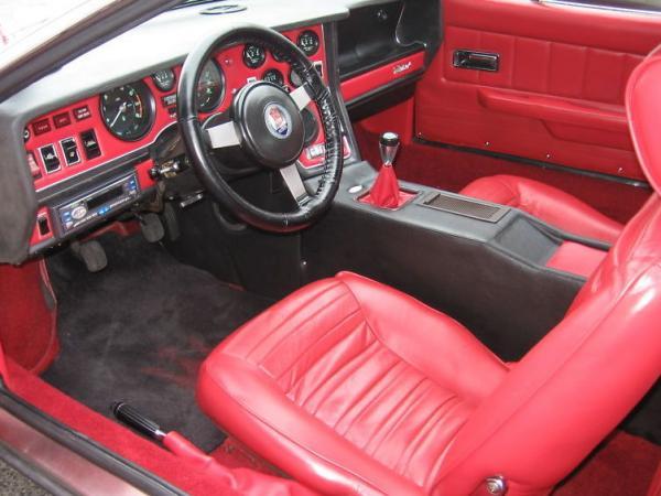 Baby Bora 1979 Maserati Merak Ss