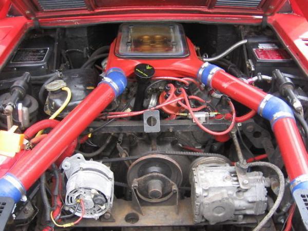 1979 Maserati Merak Ss V6 Engine