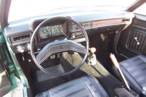 1979 Ford Pinto Interior