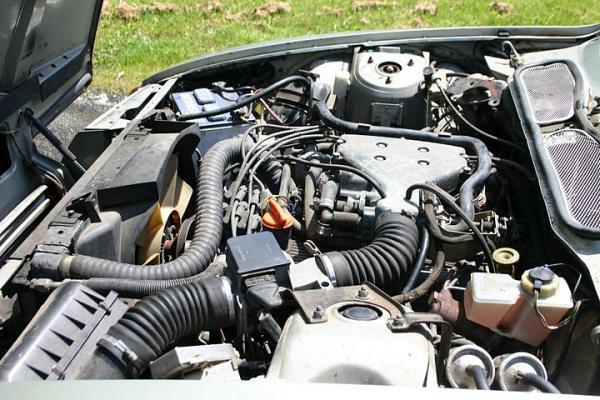 1980 Rover 3500 Sd1 Engine