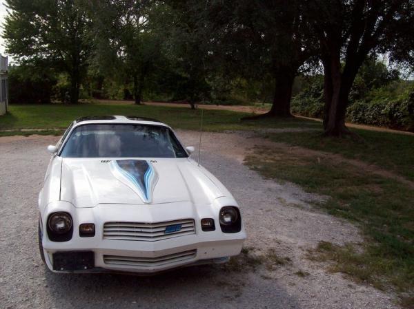 1980 Chevrolet Camaro Z28 Front Corner