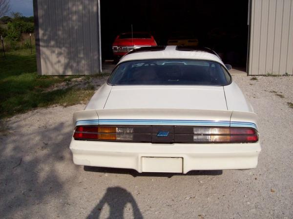 1980 Chevrolet Camaro Z28 Rear