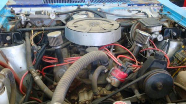 1982 Amc Sx4 Rally Car Engine