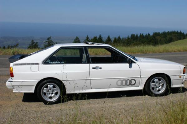 legal rally car 1983 audi ur quattro. Black Bedroom Furniture Sets. Home Design Ideas