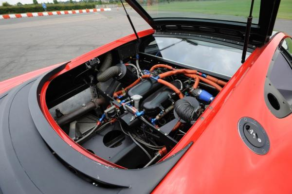 1990 Jaguar Xj220 Engine