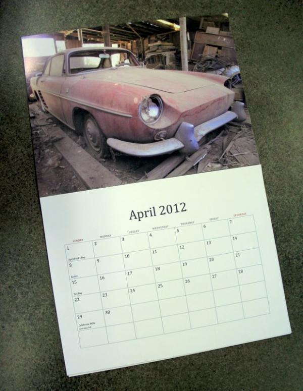 2012 Calendar Preview