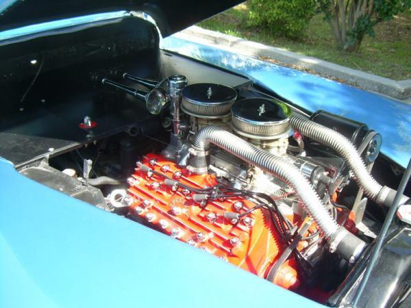 Bob Hope Special 1948 Mercury Engine