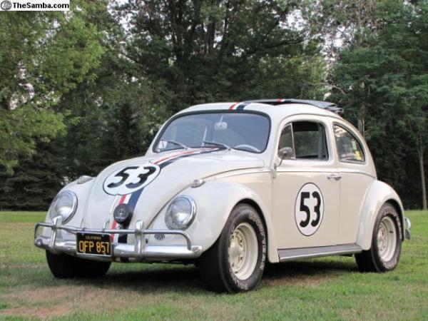 Herbie Front Corner