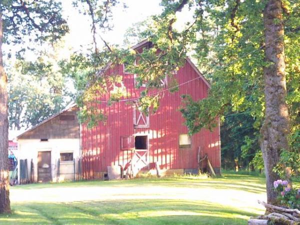 Hillman Barn Find