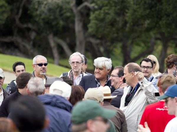 Jay Leno At Concorso Italiano