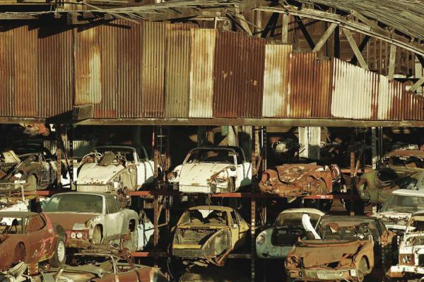 Auto wrecking yards los angeles 10