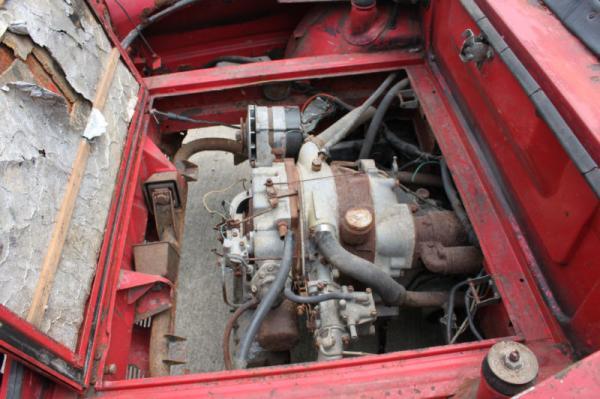 Nsu Wankel Spiders Engine