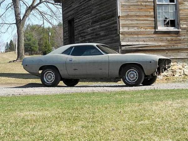 One Of None 1974 Cuda