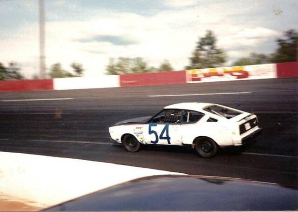 Plymouth Fire Arrow Racing