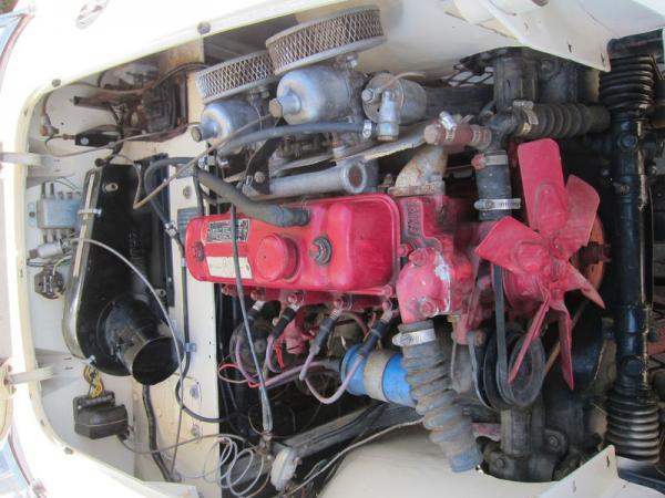Rust Free 1955 Mga Engine