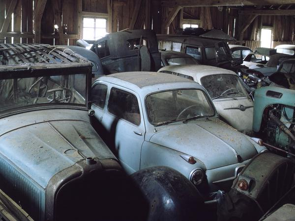Seeking Barn Finds