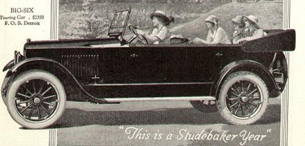 Studebaker Big Six