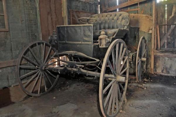 1908-Success-Model-C-Auto-Buggy