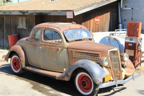 Rod potential 1935 ford 5 window coupe for 1936 ford 3 window coupe project for sale
