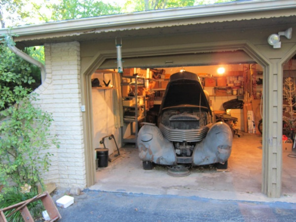 Bargain 1936 Cord 810 Westchester Project