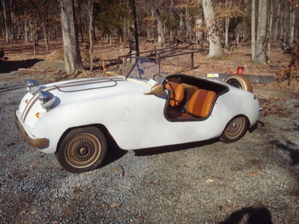 America's First Sports Car: 1950 Crosley Hotshot