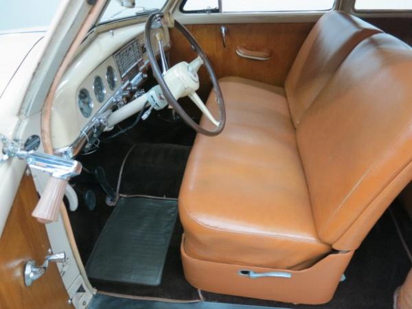 1950 Plymouth Seats : Two door wagon plymouth deluxe suburban