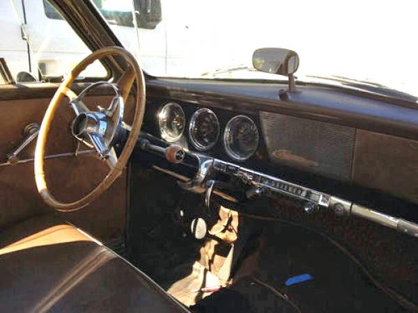 1950 Studebaker Starlight Garage Find