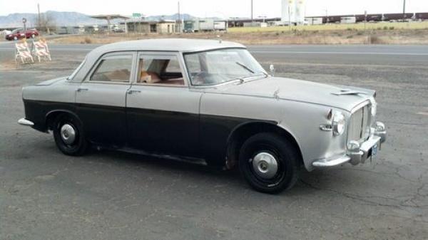 1961-Rover-P5