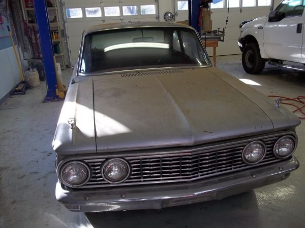 Barn Find Driver 1961 Comet Coupe