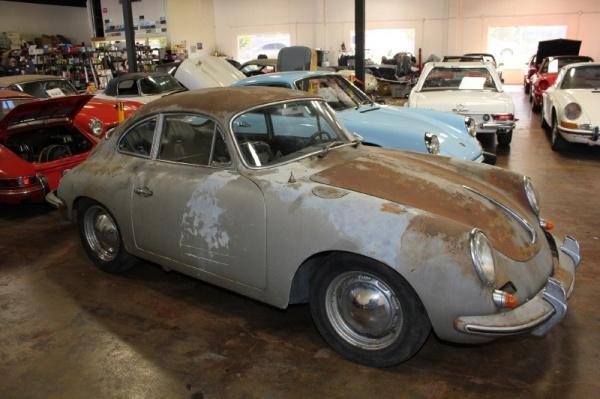 Porsche 356 For Sale >> 1962 Porsche 356B T6 Barn Find