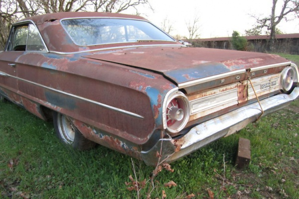 Hi Perf 427 1964 Ford Galaxie 500