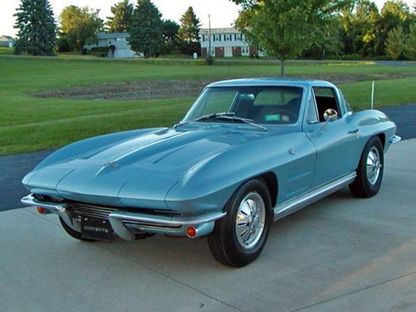 Chevrolet Corvette For Sale >> Survivor Sting-Ray: 1964 Corvette