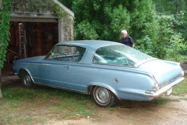 Honest 1965 Plymouth Barracuda Fastback