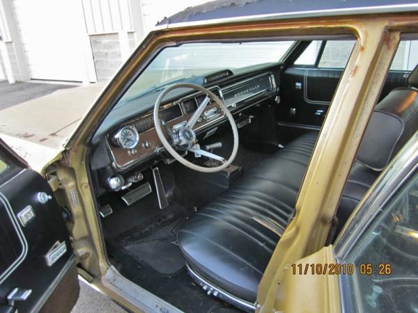 1966 Pontiac Bonneville Hurst Wagon