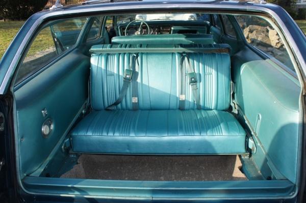 Bring The Kids 1967 Chevrolet Impala Wagon