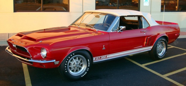 paxton powered 1968 shelby gt350 convertible. Black Bedroom Furniture Sets. Home Design Ideas