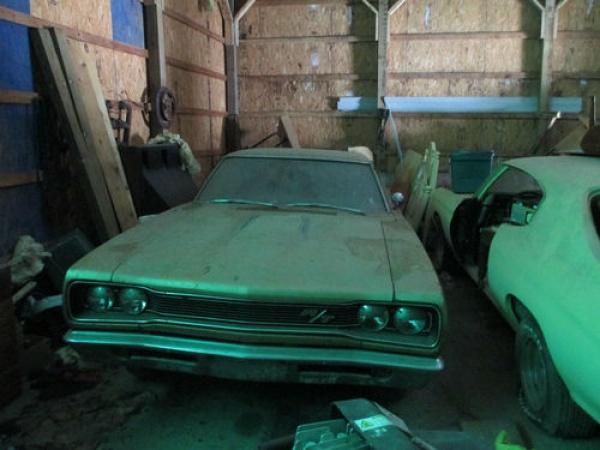 Wishful Thinking 1969 Dodge Coronet R T Hemi