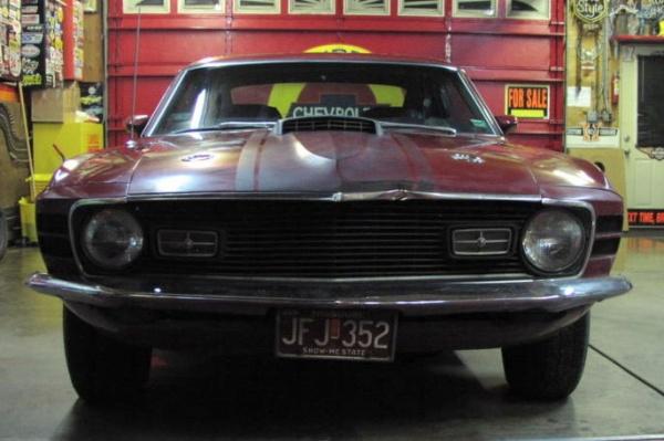 1970-Mach-1-Garage-Find-grill