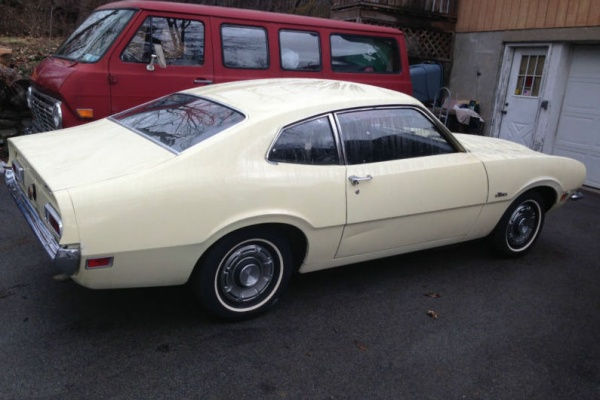 1970 Ford Maverick Survivor