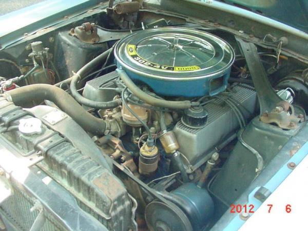 Garage Boss 1970 Mustang Boss 302