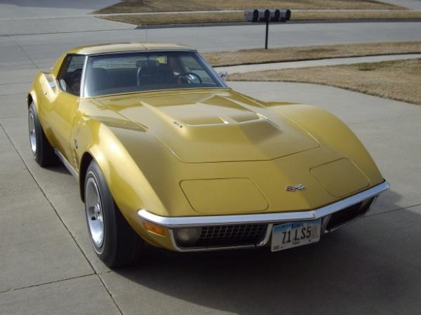 Car Lot For Sale >> Grandma's 454: 1971 Chevrolet Corvette