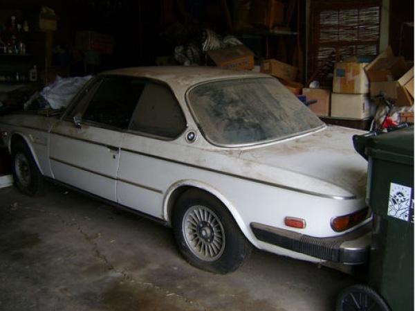 BMW 3.0 Csl >> Mom's E9: 1974 BMW 3.0 CS