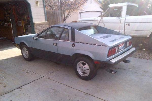No Junk Trades: 1976 Lancia Scorpion
